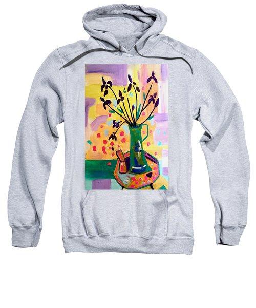 Iris Spring Sweatshirt