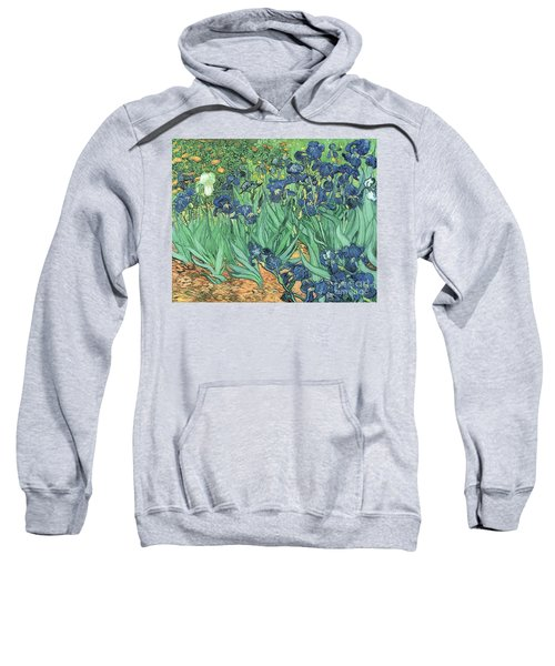 Irises Sweatshirt
