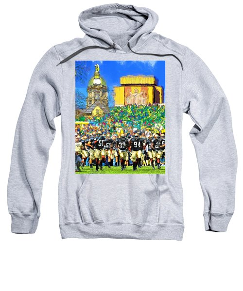 Irish Run To Victory Sweatshirt