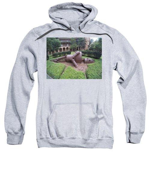 Iron Man Nap Sweatshirt
