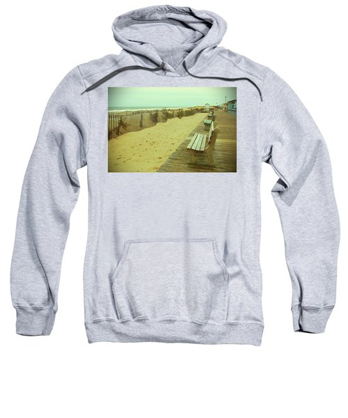 Is This A Beach Day - Jersey Shore Sweatshirt