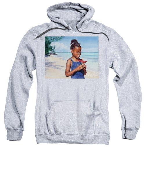 Island Flowers Sweatshirt