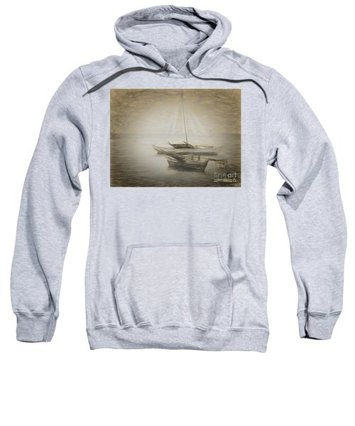 Island Sketches V Sweatshirt