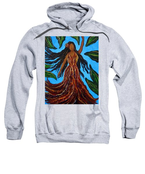 Island Woman Sweatshirt