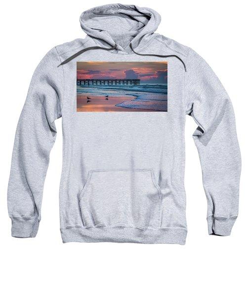 Isle Of Palms Morning Sweatshirt