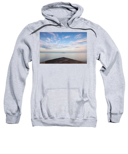 Islet Baraban With Lighthouse Sweatshirt