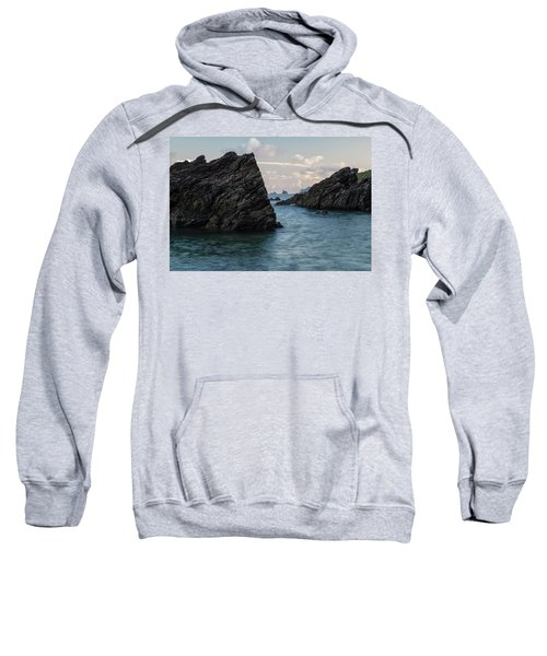 Islets At The Bottom Of The Rocks Sweatshirt