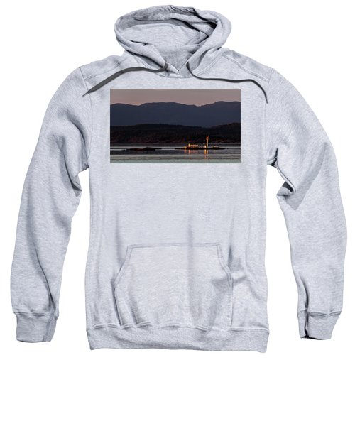 Isolated Lighthouse Sweatshirt