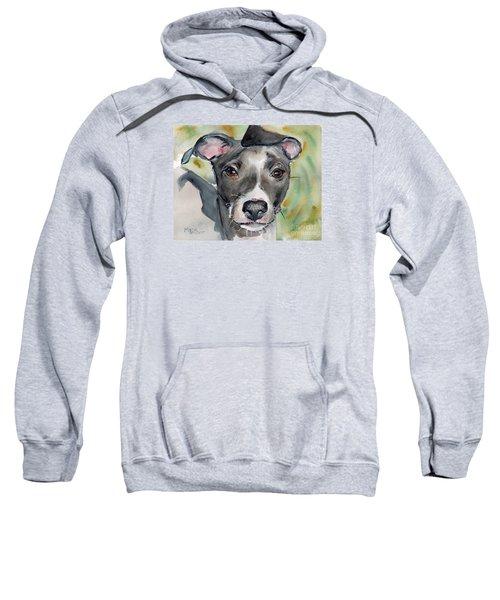 Italian Greyhound Watercolor Sweatshirt