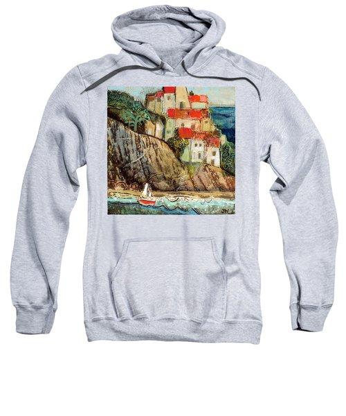 Italian Hill Town Sweatshirt