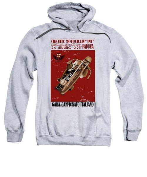 Italian Motorcycle Championship Race Sweatshirt