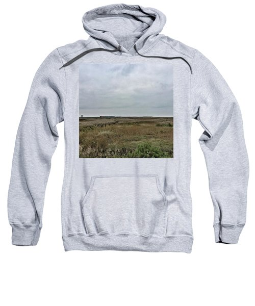 It's A Grey Day In North Norfolk Today Sweatshirt