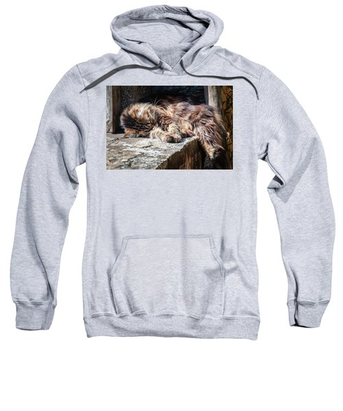 It's A Hard Life Sweatshirt