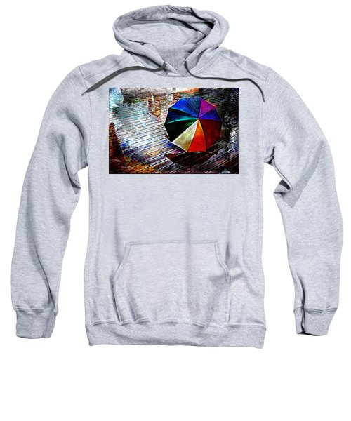 It's Raining Again Sweatshirt