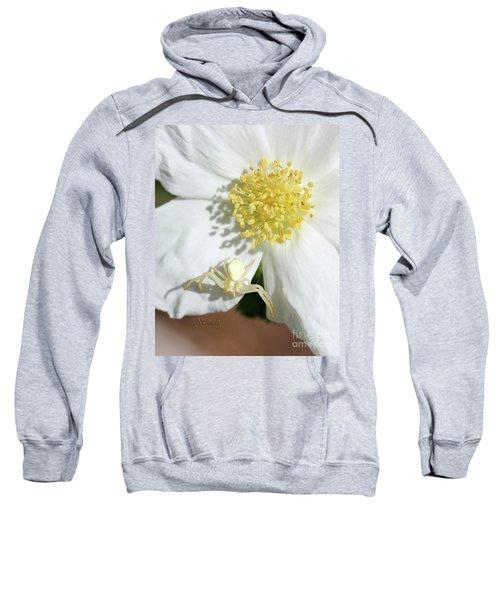 Ivory Huntress Sweatshirt