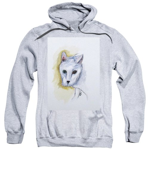 Jade The Cat Sweatshirt