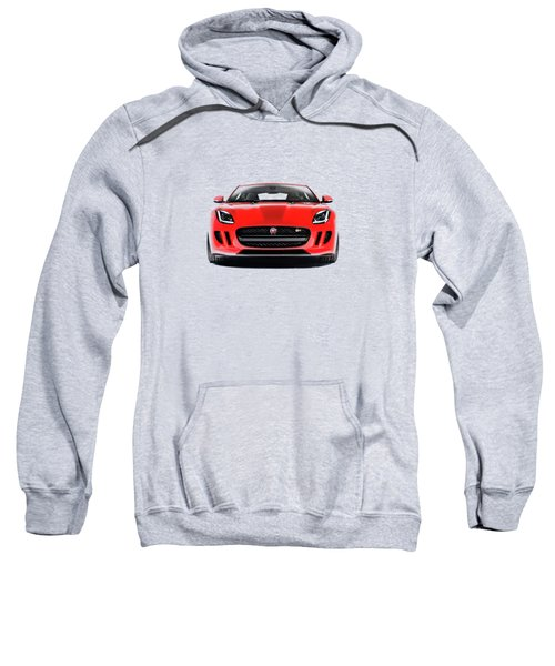 Jaguar F Type Sweatshirt