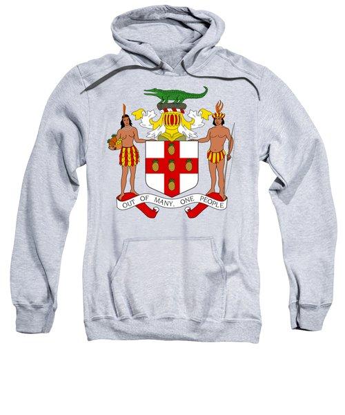 Jamaica Coat Of Arms Sweatshirt