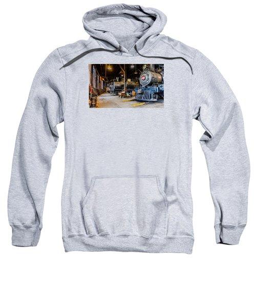 Jamestown Roundhouse Sweatshirt