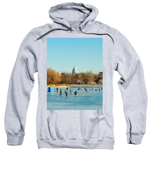 January Ice Sweatshirt