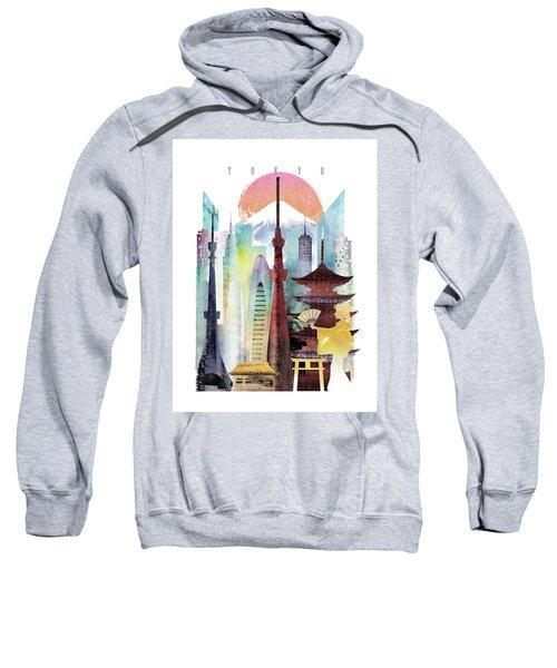 Japan Tokyo Sweatshirt