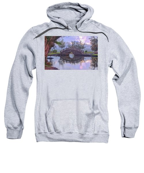 Japanese Footbridge Sweatshirt