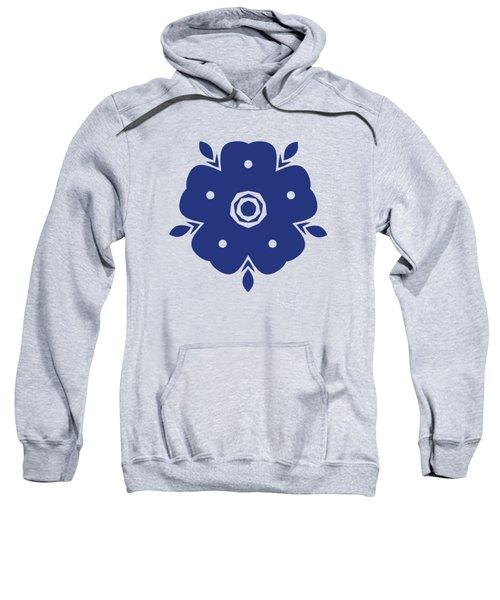 Japanese Samurai Flower Sweatshirt
