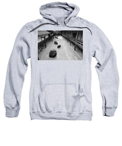 Japanese Zen Garden Sweatshirt