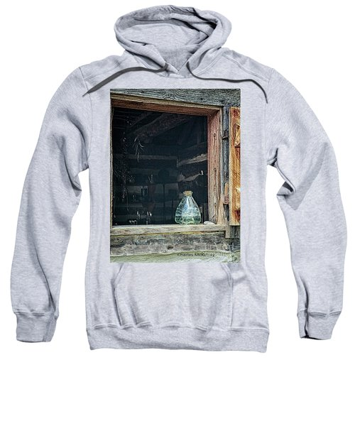 Jar In Window Sweatshirt