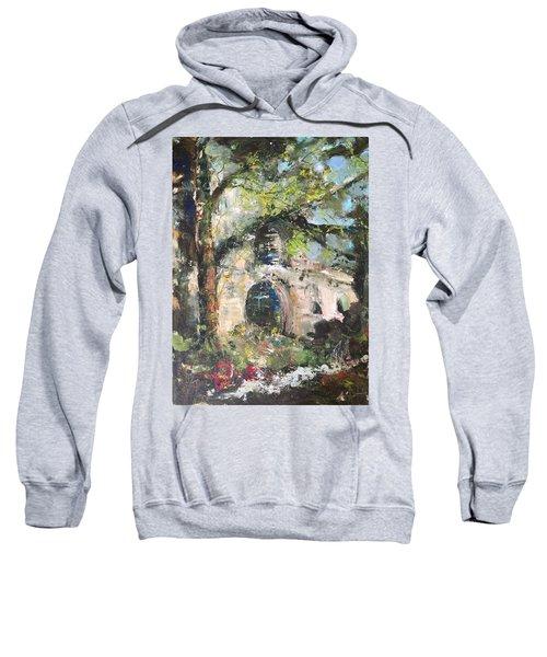 Jardin D'au Paradis  Sweatshirt