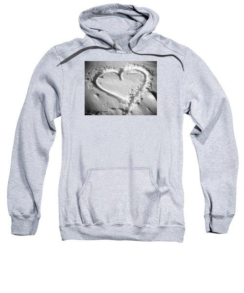 Winter Heart Sweatshirt