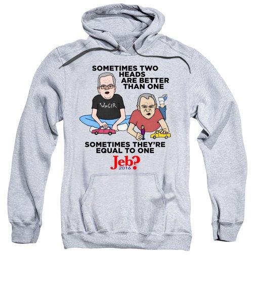 Jebbbers Sweatshirt by Sean Corcoran