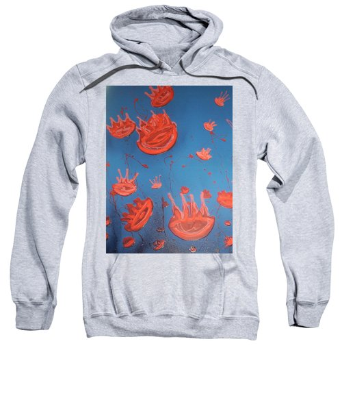 Jelly Fish Sweatshirt