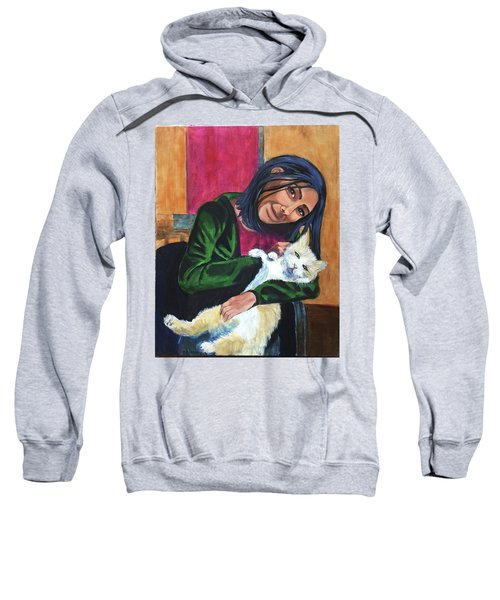 Jenny And Rogan Sweatshirt