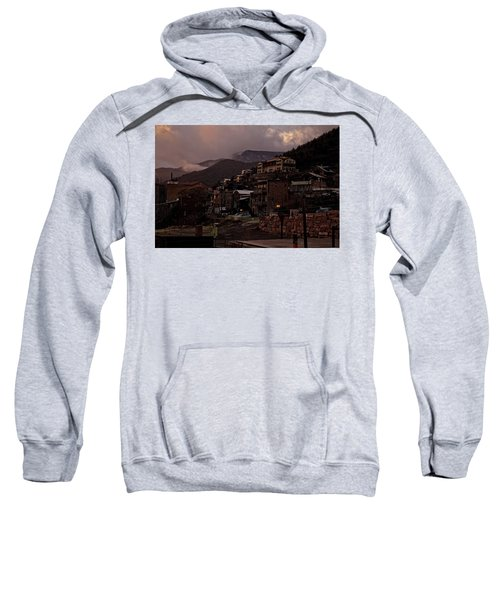 Jerome On The Edge Of Sunrise Sweatshirt