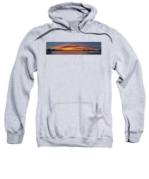 Jersey Shore Panorama Ship Bottom Sweatshirt