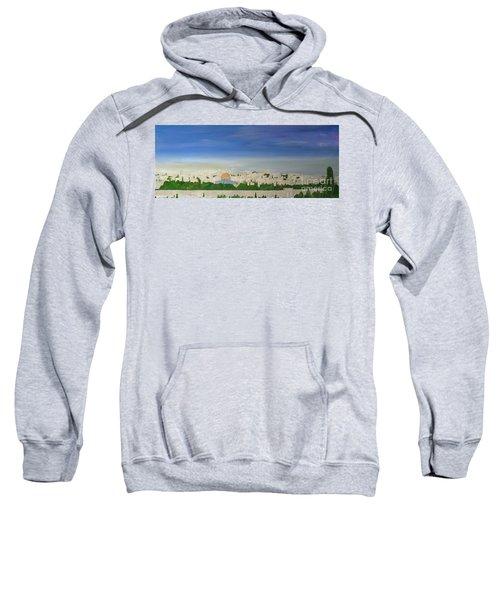 Jerusalem Skyline Sweatshirt