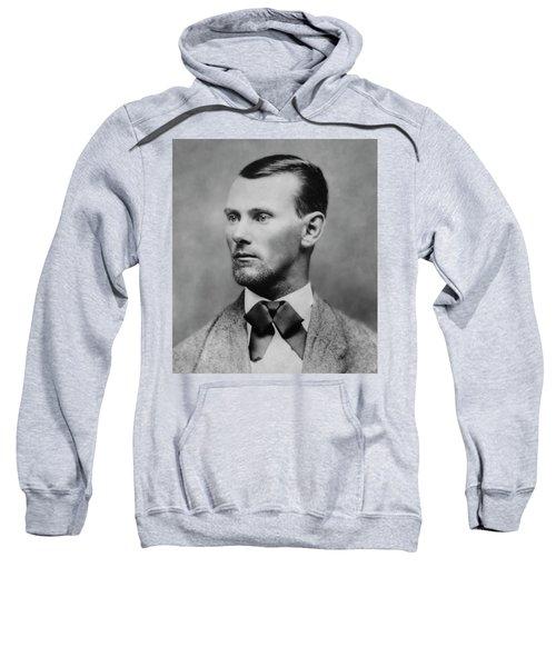 Jesse James -- American Outlaw Sweatshirt