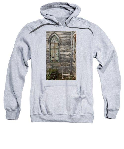 Jesus Has Left The Building Sweatshirt