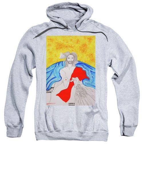Jesus Messiah Second Coming Sweatshirt