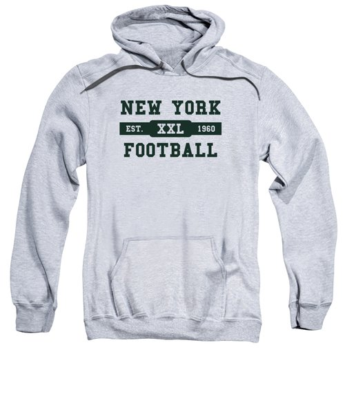 Jets Retro Shirt Sweatshirt