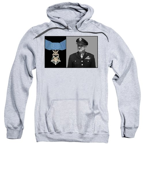 Jimmy Doolittle And The Medal Of Honor Sweatshirt