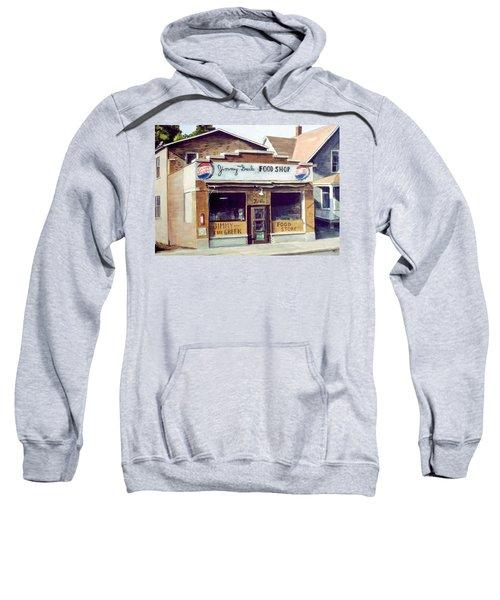 Jimmy The Greek Sweatshirt