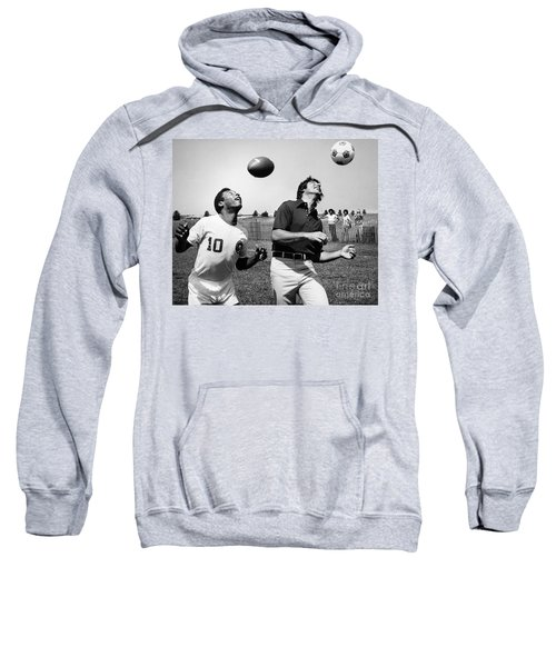 Joe Namath (1943- ) Sweatshirt by Granger