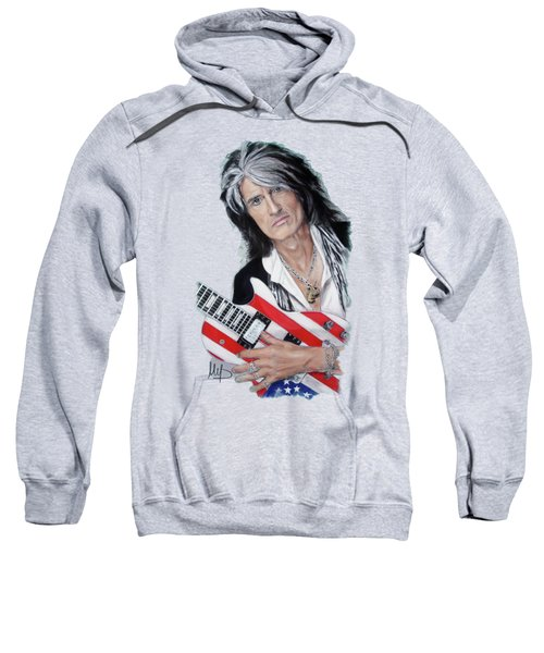 Joe Perry Sweatshirt by Melanie D