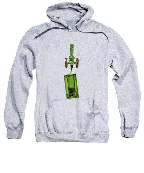 John Deer Wagon Top Sweatshirt