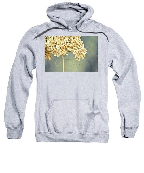 John Lennon Love Sweatshirt