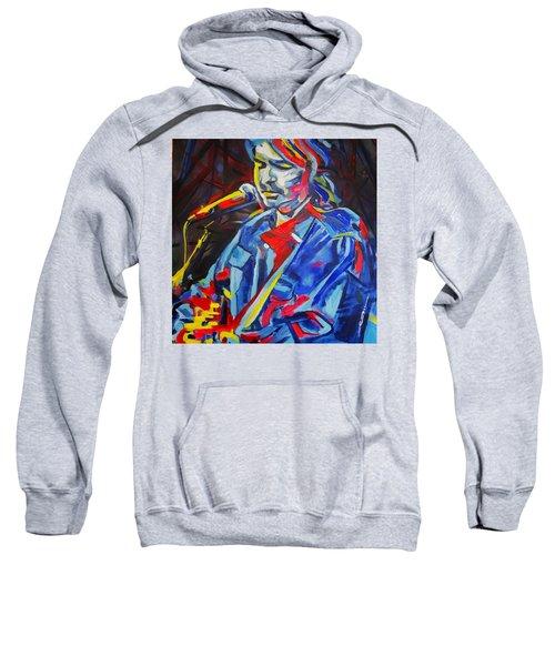 John Prine #3 Sweatshirt