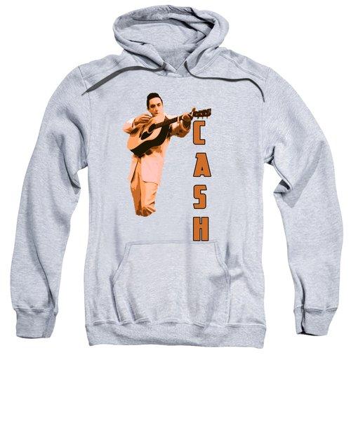 Johnny Cash The Legend Sweatshirt