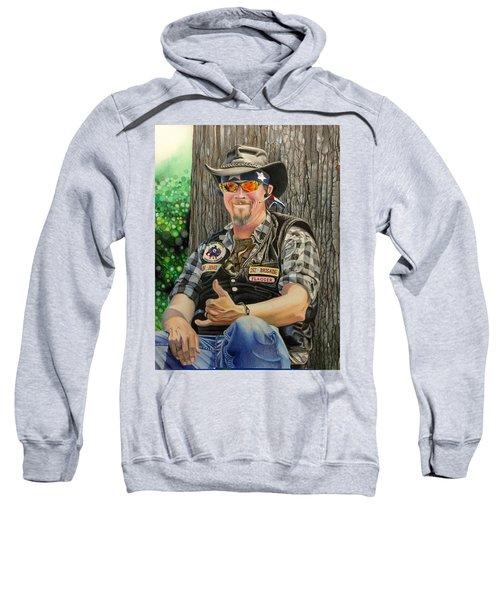 Jon Jones, Army Of Northern Virginia Mechanized Cavalry  Sweatshirt